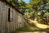casettes au village de Bavella