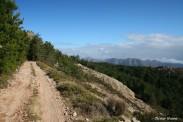 vue sur les Bergeries du Luviu, du Monte Calva